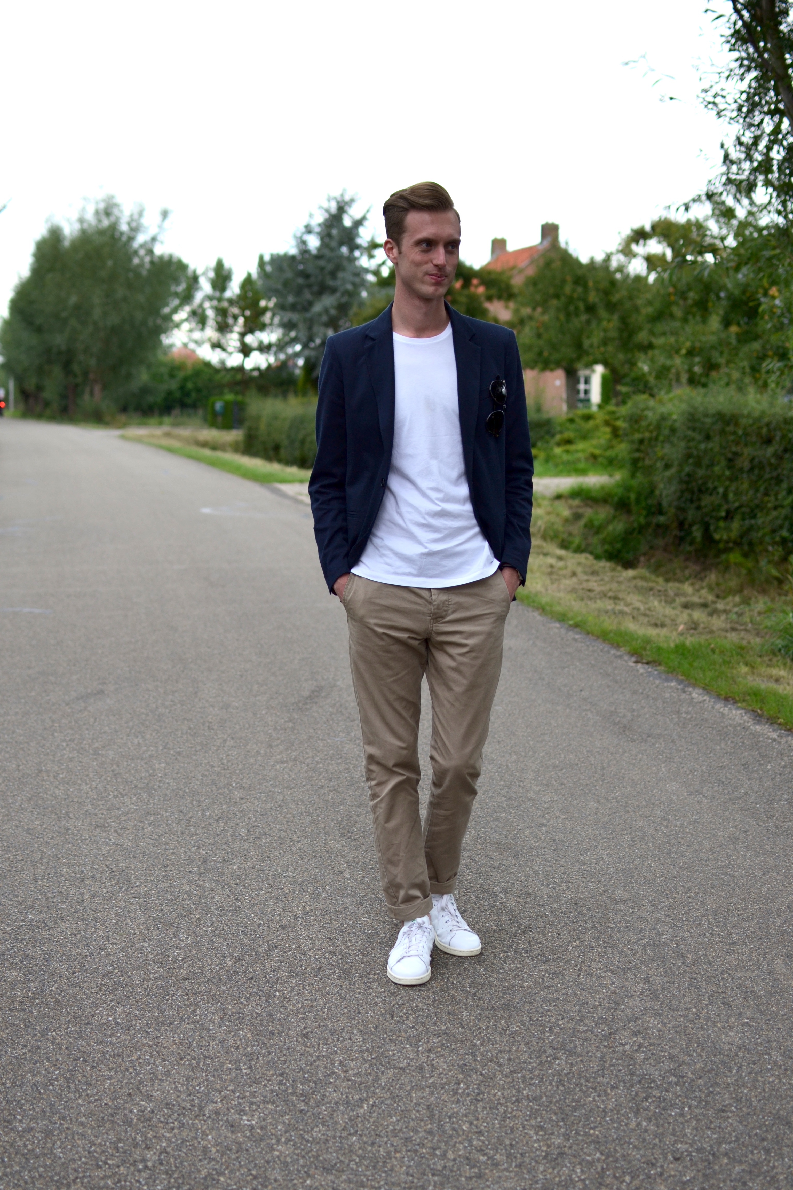 stan smith smart casual
